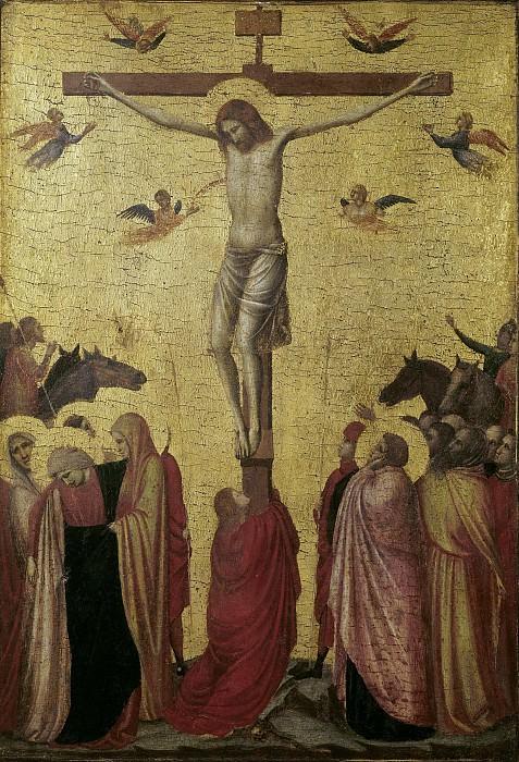 Crucifixion (attr.). Giotto di Bondone