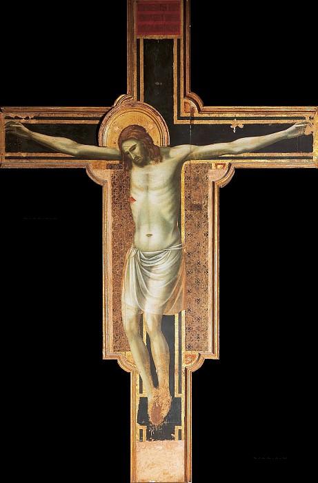 Crucifix. Giotto di Bondone