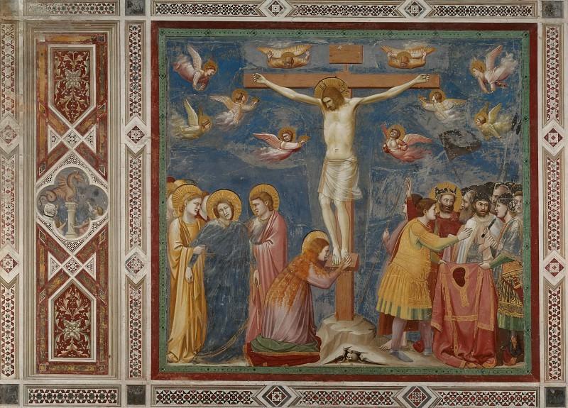 35. Crucifixion. Giotto di Bondone