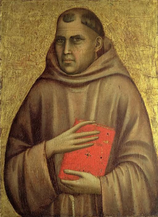 Saint Anthony Abbot. Giotto di Bondone