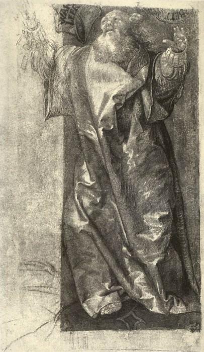 07moses. Matthias Grunewald