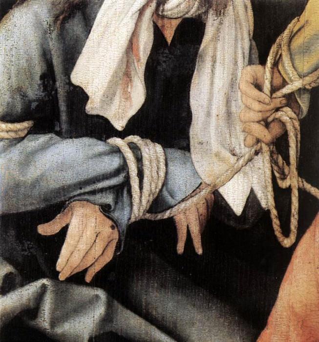 Издевательство над Христом. Маттиас Грюневальд