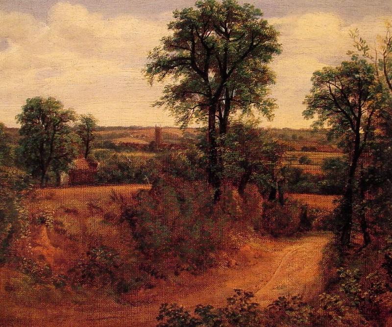 Fen Bridge Lane. Thomas Gainsborough