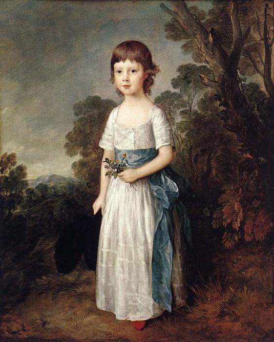 Master John Heathcote EUR. Thomas Gainsborough