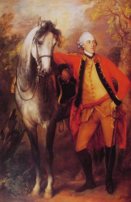 Lord Ligonier. Thomas Gainsborough