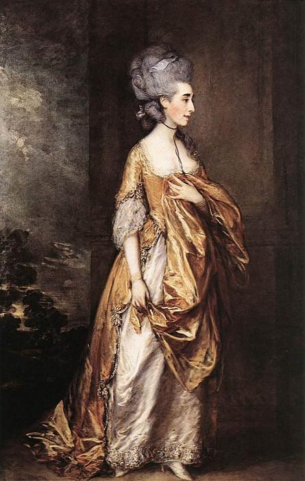 Mrs Grace D Elliott EUR. Thomas Gainsborough