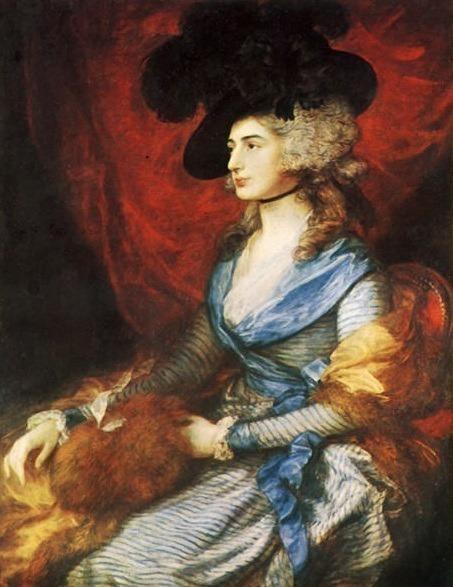 CU085-Harli-Gainsborough. Thomas Gainsborough