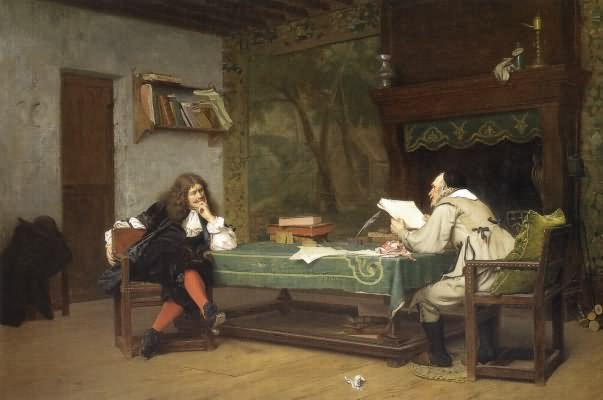 A Collaboration. Jean-Léon Gérôme