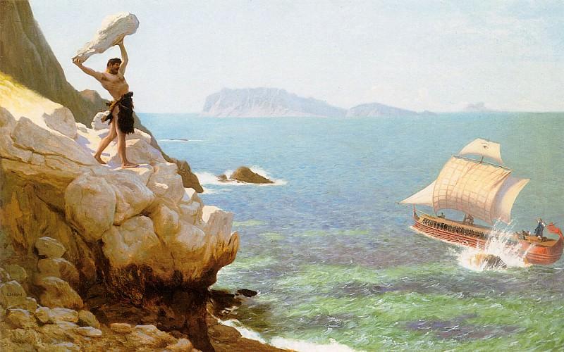 Polyphemus. Jean-Léon Gérôme