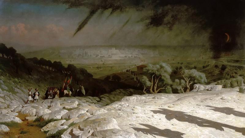 Golgotha. Jean-Léon Gérôme