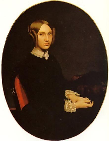 Portrait of a Woman. Jean-Léon Gérôme