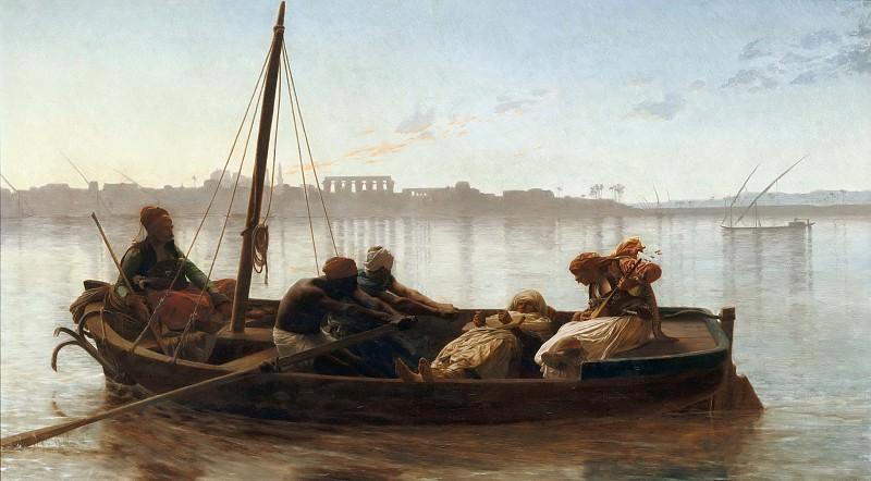 The Prisoner. Jean-Léon Gérôme