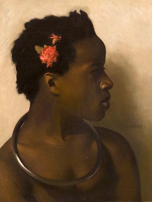 Slave in Cairo. Jean-Léon Gérôme