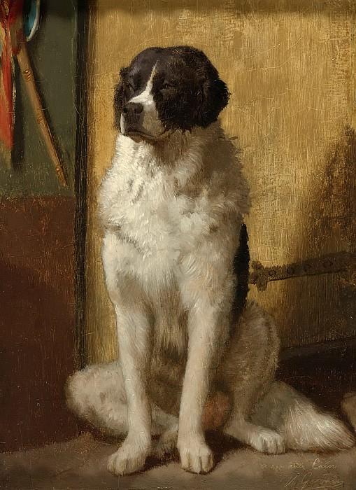 L ATTENTE. Jean-Léon Gérôme