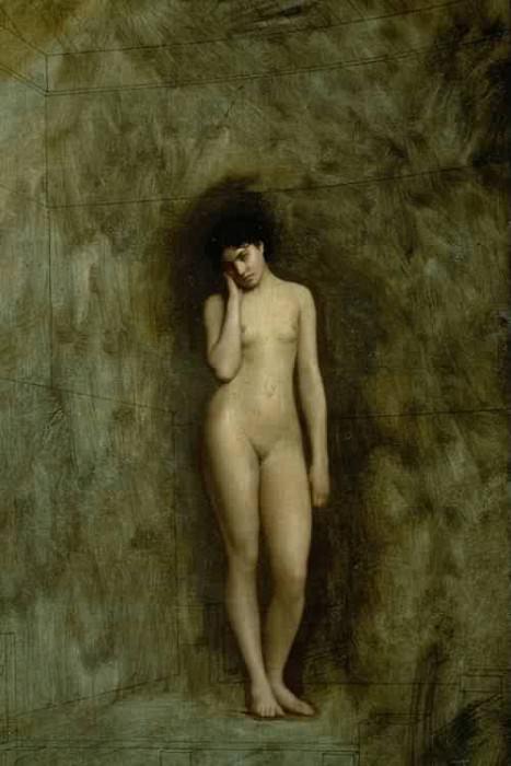 Greek Slave. Jean-Léon Gérôme