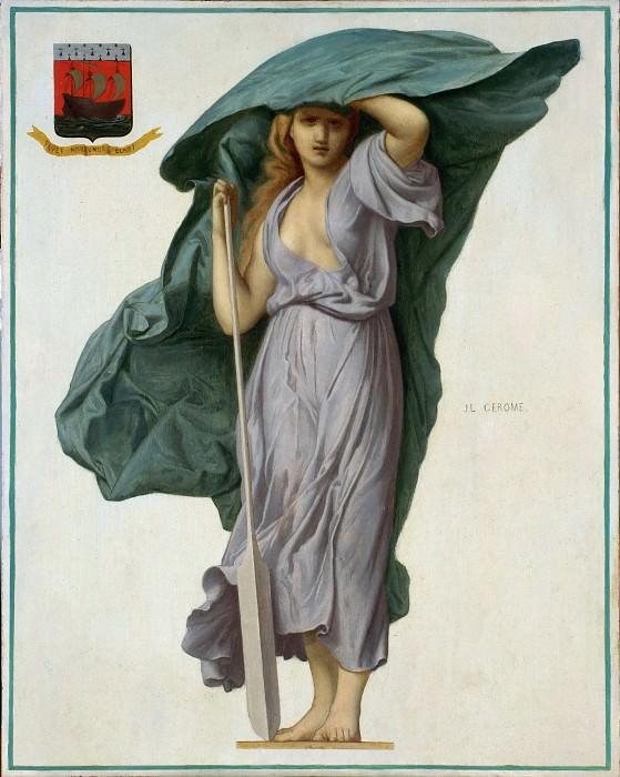 Odyssey. Jean-Léon Gérôme