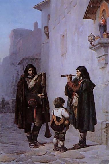 Pifferari2. Jean-Léon Gérôme