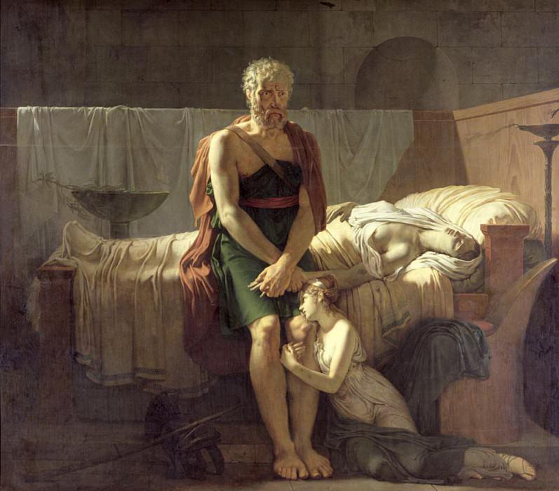 The Return of Marcus Sextus. Pierre-Narcisse Guerin
