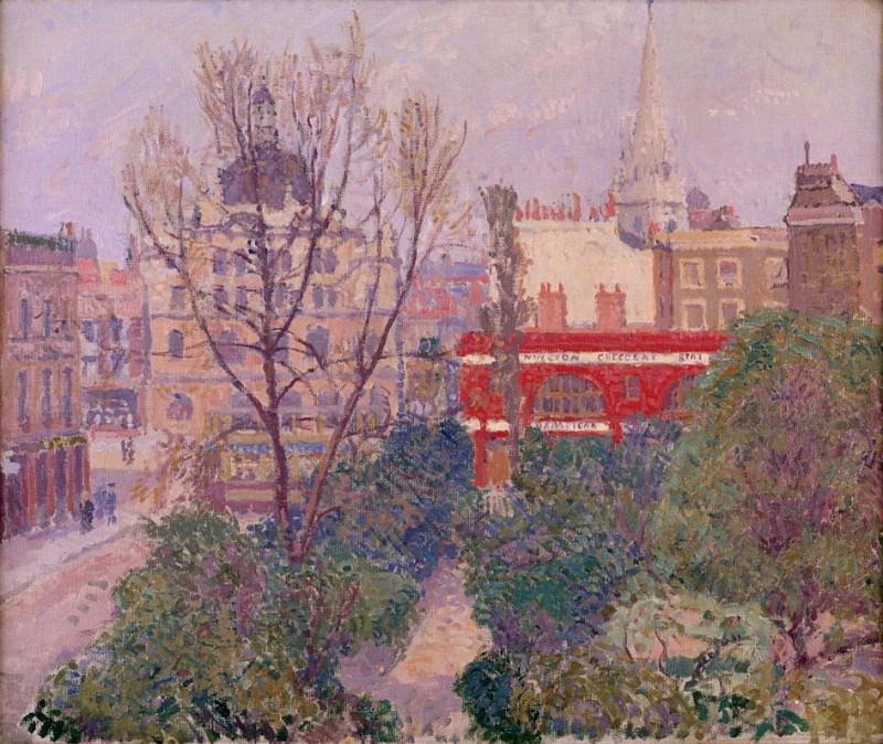 Mornington Crescent. Spencer Frederick Gore