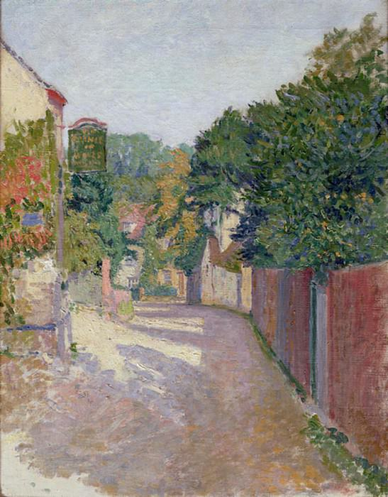 Village Lane. Spencer Frederick Gore