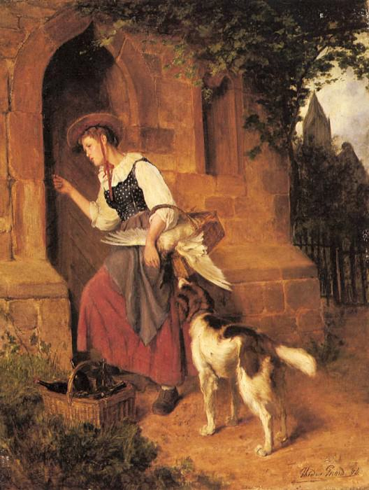The Days Delivery. Theodore Gerard