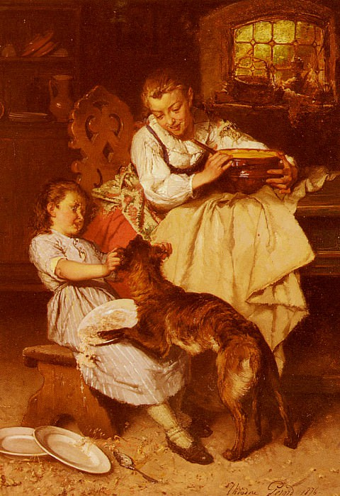 The Unwanted Guest. Theodore Gerard