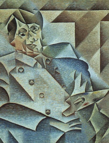 gris1. Juan Gris
