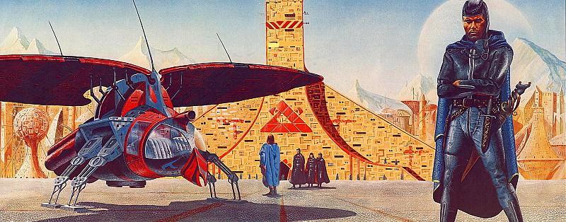 Arakeen. Roger Garland