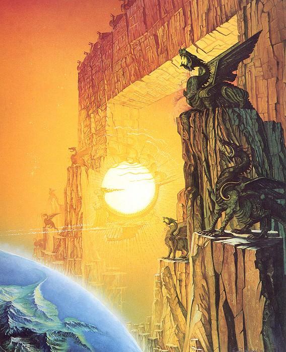 Сказка о Солнце и Луне. Роджер Гарланд