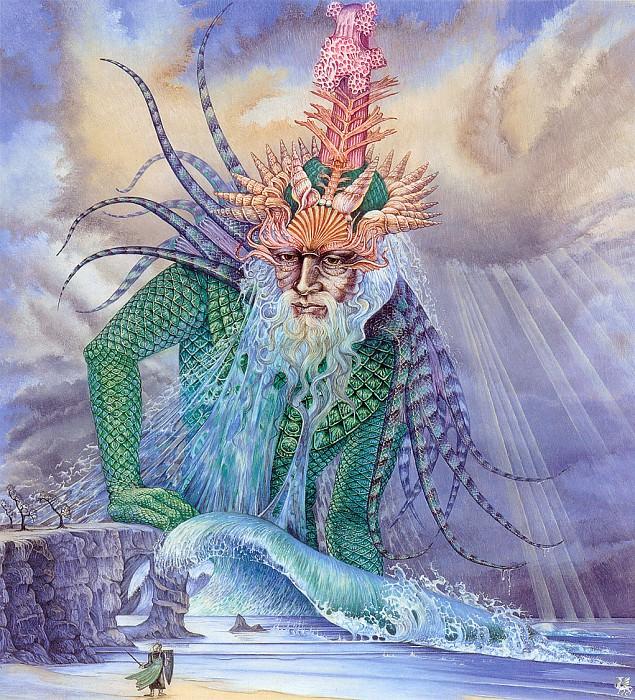 Ulmo (ma Tolkien50 ). Roger Garland