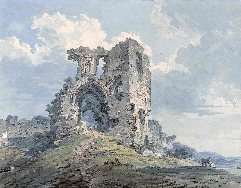 Замок Денби. Томас Гёртин