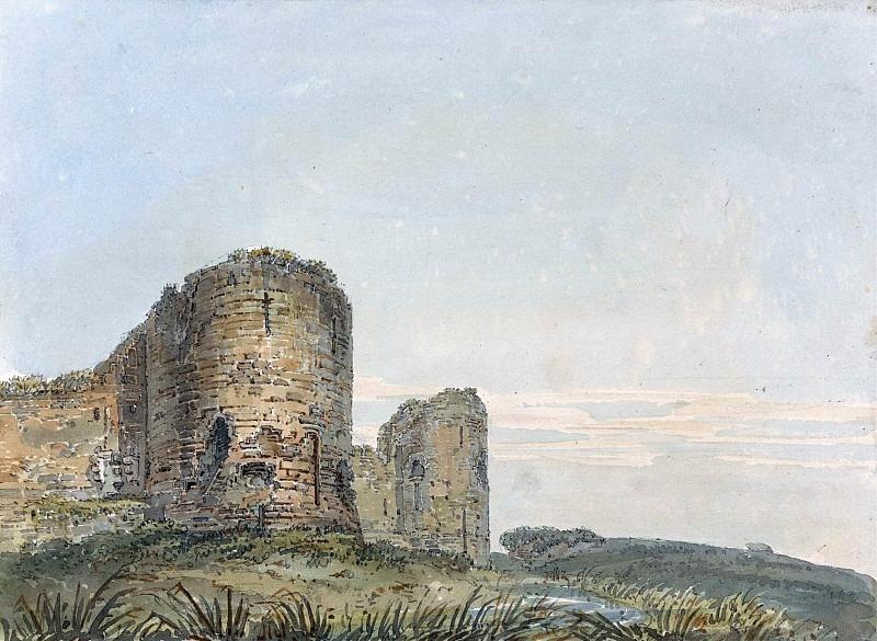 Замок Певенси, Сассекс. Томас Гёртин