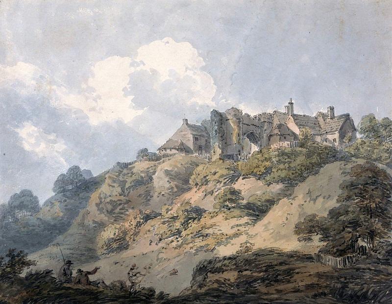 Вид на Винчелси, Сассекс. Томас Гёртин