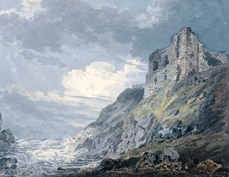 Замок Финдлейтер, Банф. Томас Гёртин