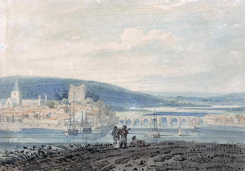 Вид на Рочестер. Томас Гёртин