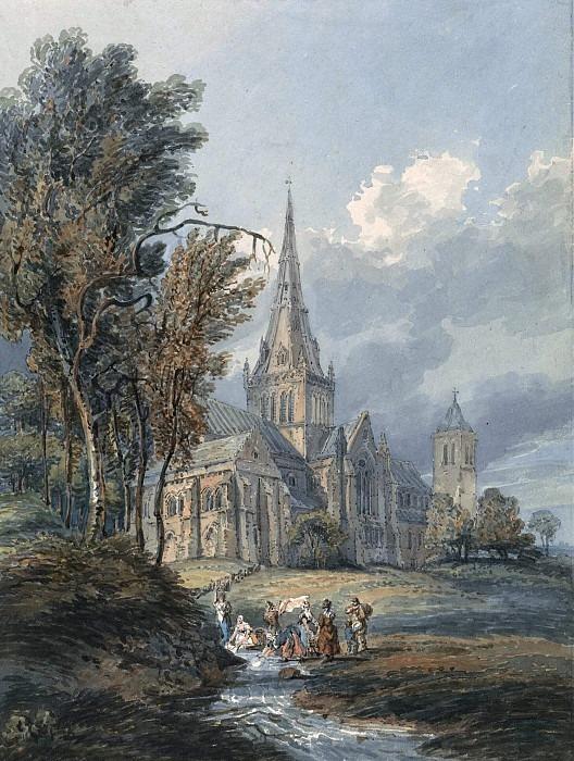 Собор в Глазго. Томас Гёртин
