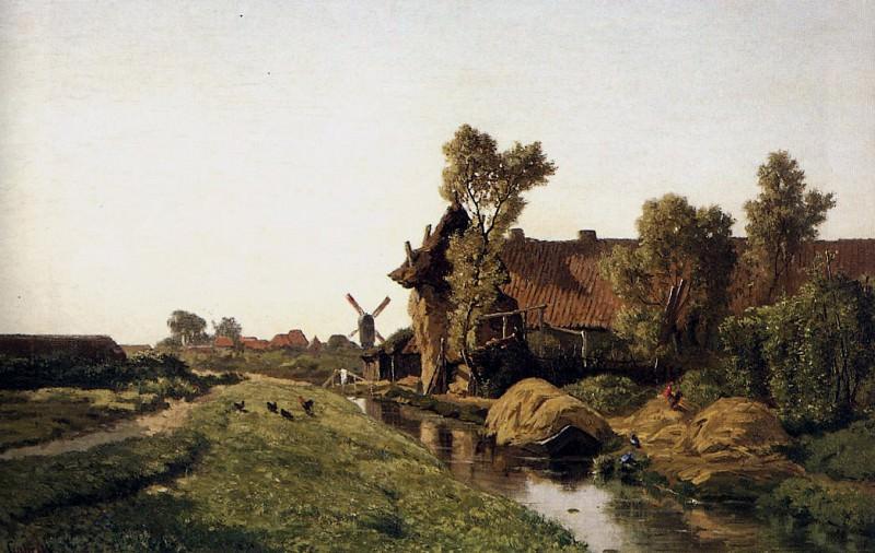 Near the Klomp in Veenendael S. Paul Joseph Constantine Gabriel