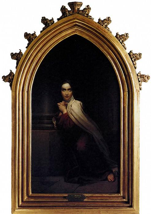Святая Тереза. Франсуа Паскаль Симон Жерар
