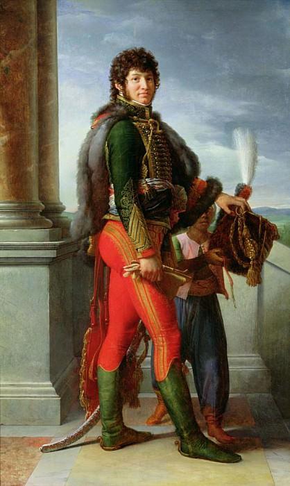 Joachim Murat (1767-1815). Francois Pascal Simon Gerard