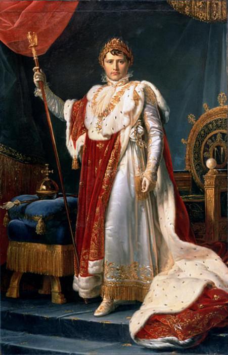 Наполеон Бонапарт (1769-1821). Франсуа Паскаль Симон Жерар