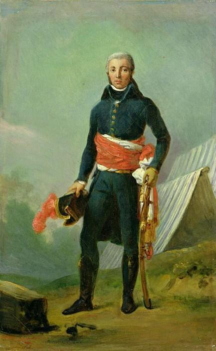 General Jean-Victor Moreau (1763-1813). Francois Pascal Simon Gerard