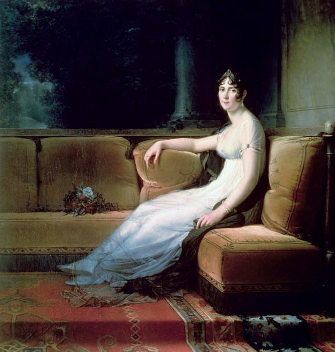 The Empress Josephine. Francois Pascal Simon Gerard