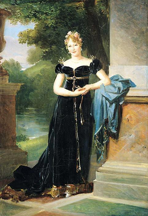 Мария Лачинска, графиня Валевска (1786-1817). Франсуа Паскаль Симон Жерар