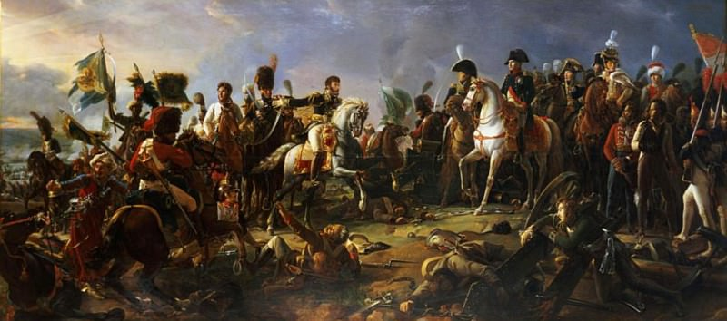 The Battle of Austerlitz. Francois Pascal Simon Gerard