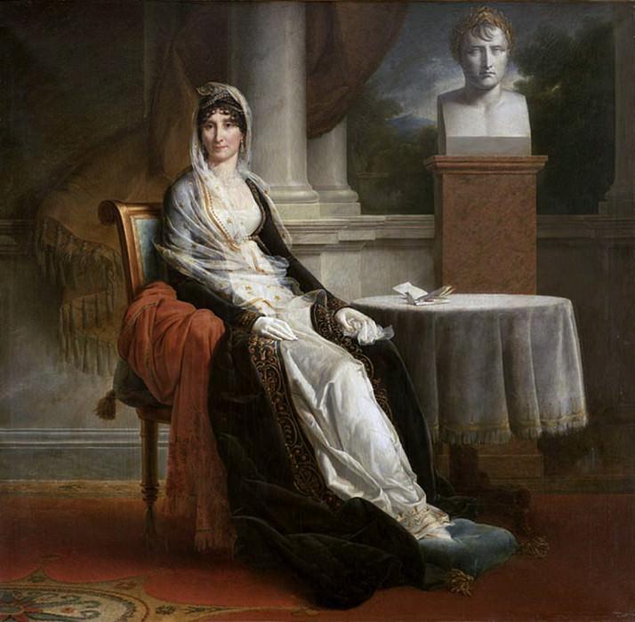 Marie-Laetitia Ramolino (1750-1836). Francois Pascal Simon Gerard