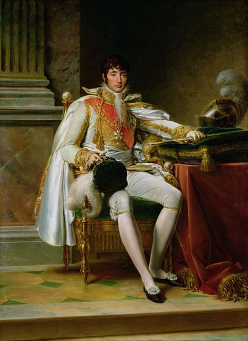 Луи Бонапарт (1778-1846). Франсуа Паскаль Симон Жерар