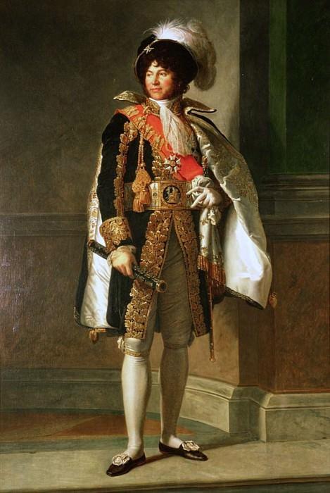 Иоахим Мюрат (1767-1815) Король Неаполя. Франсуа Паскаль Симон Жерар