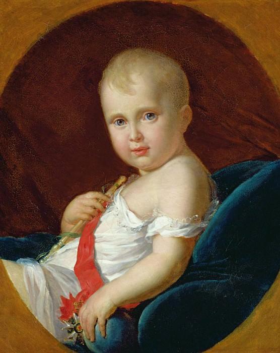 Наполеон, Наследный Принц и король Рима. Франсуа Паскаль Симон Жерар
