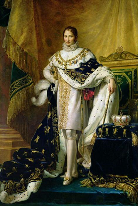 Joseph Bonaparte (1768-1844). Francois Pascal Simon Gerard