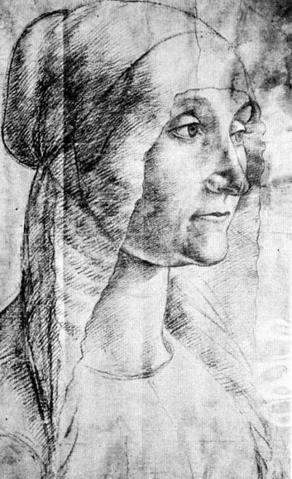 Elderly Woman. Domenico Ghirlandaio